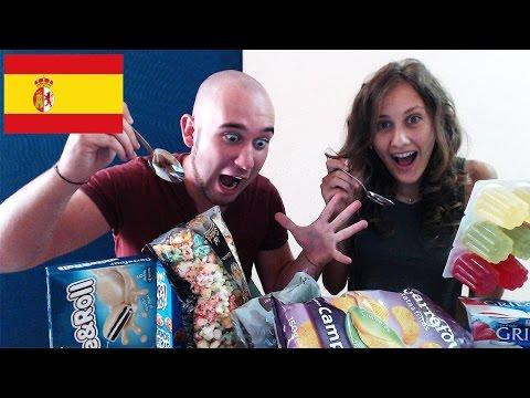 Incercam Dulciuri din Spania