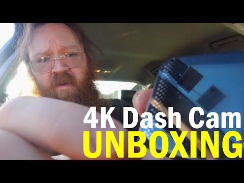 3SixT 4k Action Cam As A Dash Camera