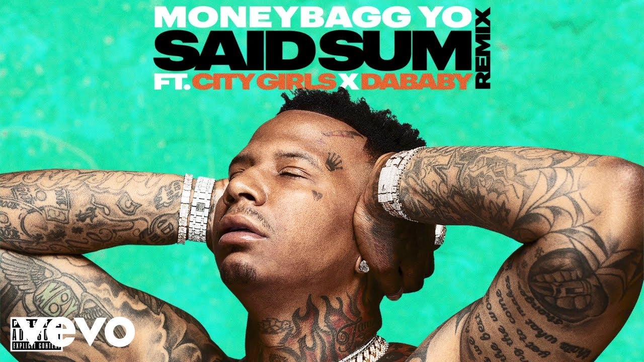 Moneybagg Yo - Said Sum (Remix/Audio) ft. City Girls, DaBaby