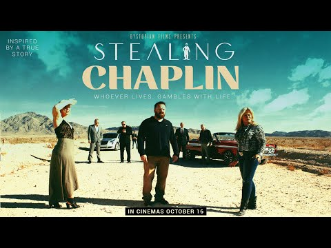 STEALING CHAPLIN Official Trailer (2020) Crime Caper