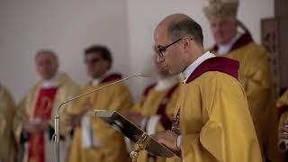 Konsekracja kościoła św. Hieronima - historia parafii (17 VI 2018 r.)