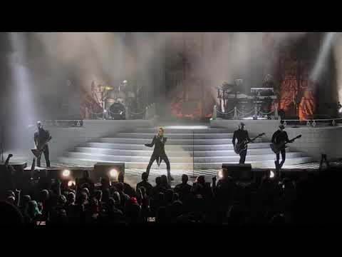 """Square Hammer"" LIVE - Ghost in Ames, Iowa"