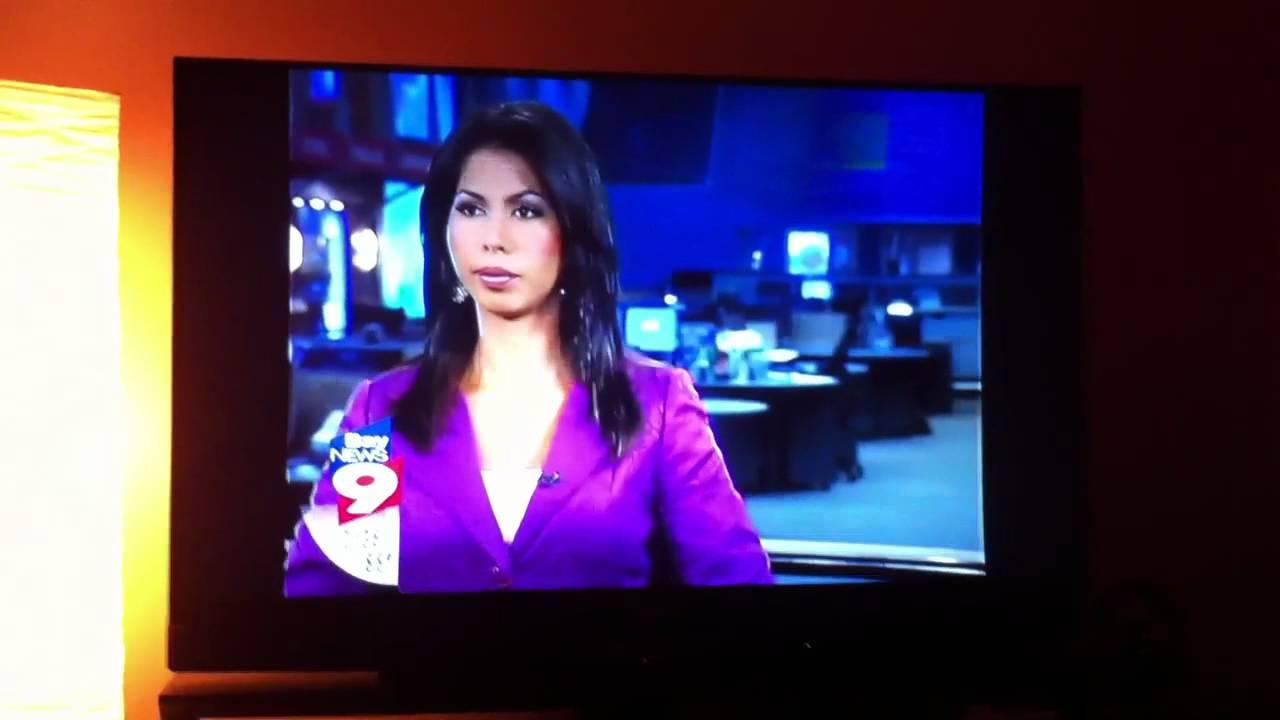 Baynews 9 Tampa Funny Distracted Anchor