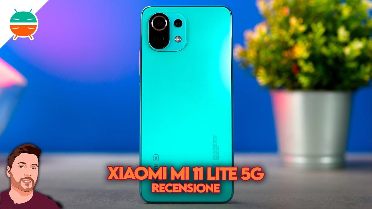 Xiaomi Mi 11 Lite 5G Test: Funktionen, Display, Kamera und Akku -  GizChina.it