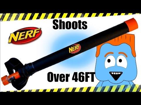 Homemade Nerf (Diy Paper Nerf Mod)