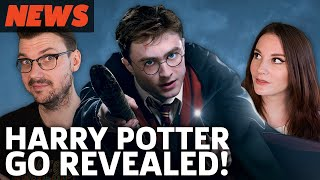 Harry Potter Game Coming From Pokemon Go Dev & Star Wars Loot Box Prices! - GS News Roundup
