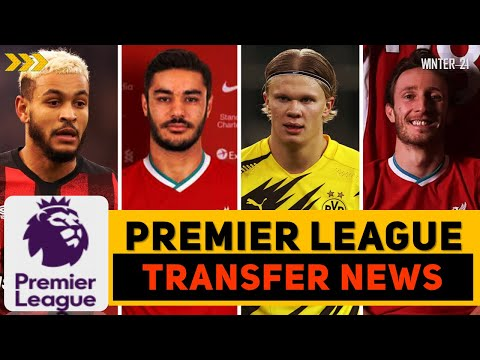 TRANSFER NEWS: PREMIER LEAGUE TRANSFER NEWS AND RUMOURS UPDATES (FEB 03)