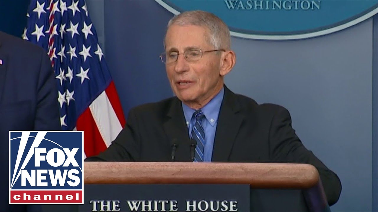 Fauci urges Trump to be flexible on timeline to lift COVID-19 restrictions