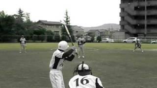 黒ちゃんのウィンドミル投法 その2 -センス倶楽部 福井- ソフトボール