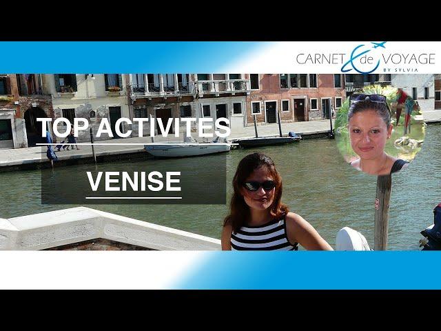 Venise - Voyage à Venise - visiter la ville de Venezia - Venice ! (blog carnet de voyage by sylvia)