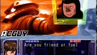 Gundam:  Battle Assault - Wing Gundam