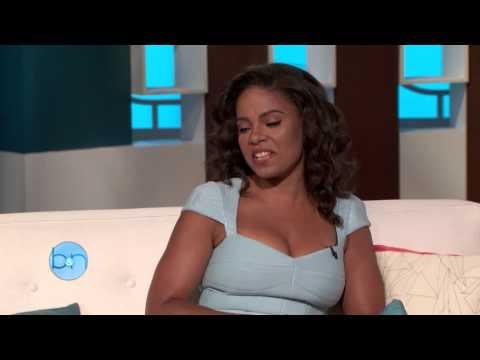 The Boris and Nicole Show clip Sanaa Lathan