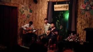 Beautiful Sunday - Vĩnh Phú - tài năng Mandolin 10 tuổi @ QUÁN CÂY