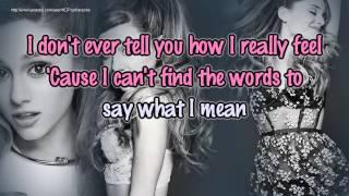 Ariana Grande - Just A Little Bit Of Your Heart (BGV) [Karaoke / Instrumental]