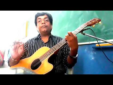 Jhum jum jhum baba guitar chords and strumming and music part lesson 1st