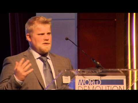 World Demolition Summit 2012: Oyvind Omnes & Eirik Wraal