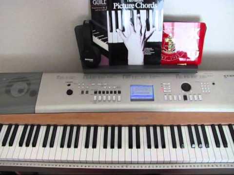 Musiq Soulchild- Don't Change piano tutorial
