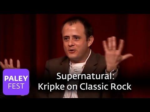 Supernatural  Kripke on Classic Rock Paley Center