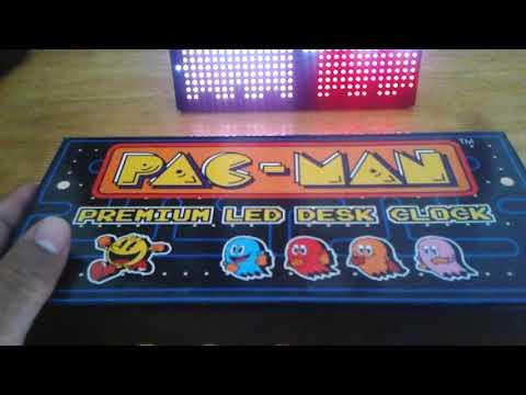 Pacman Clock  Overview