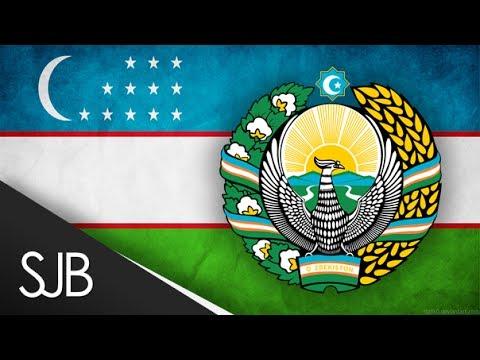 Provinces Of Uzbekistan - Oʻzbekiston Viloyatlari