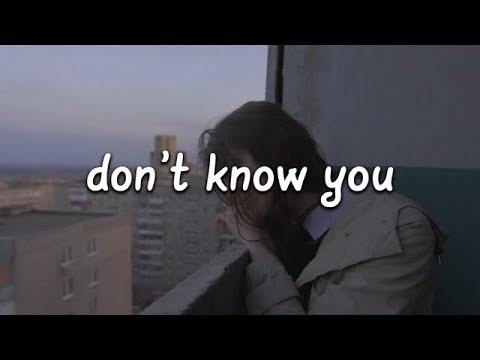 Justin Caruso - Don't Know You (feat. Jake Miller)
