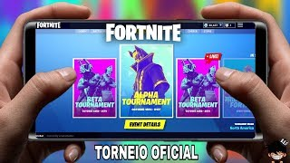 Left!!! FORTNITE MOBILE OFFICIAL ANDROID NEW UPDATE WITH OPTIMIZATION AND OFFICIAL TOURNAMENT DOWNLOAD
