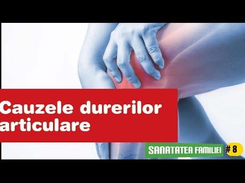 durere ascuțită constantă la vițelul stâng