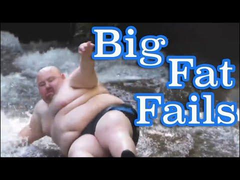 Fat People Funny Fail Compilation | Heavy Fails 😂 Funny Heavy People Fails |  Best FAT Fails of 2018