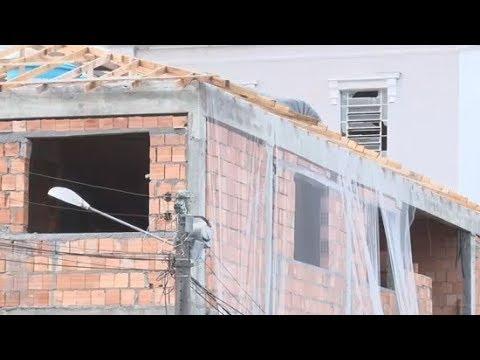 Cerca de 400 construções são alvo de investigação do Ministério Público, em Florianópolis