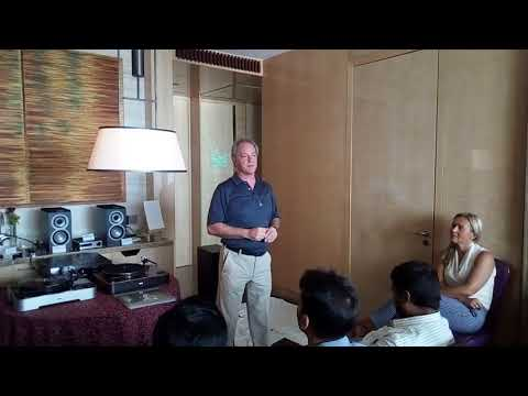 Andrew Jones explaining ELAC Debut & Uni-Fi Series Thought Process Part -1