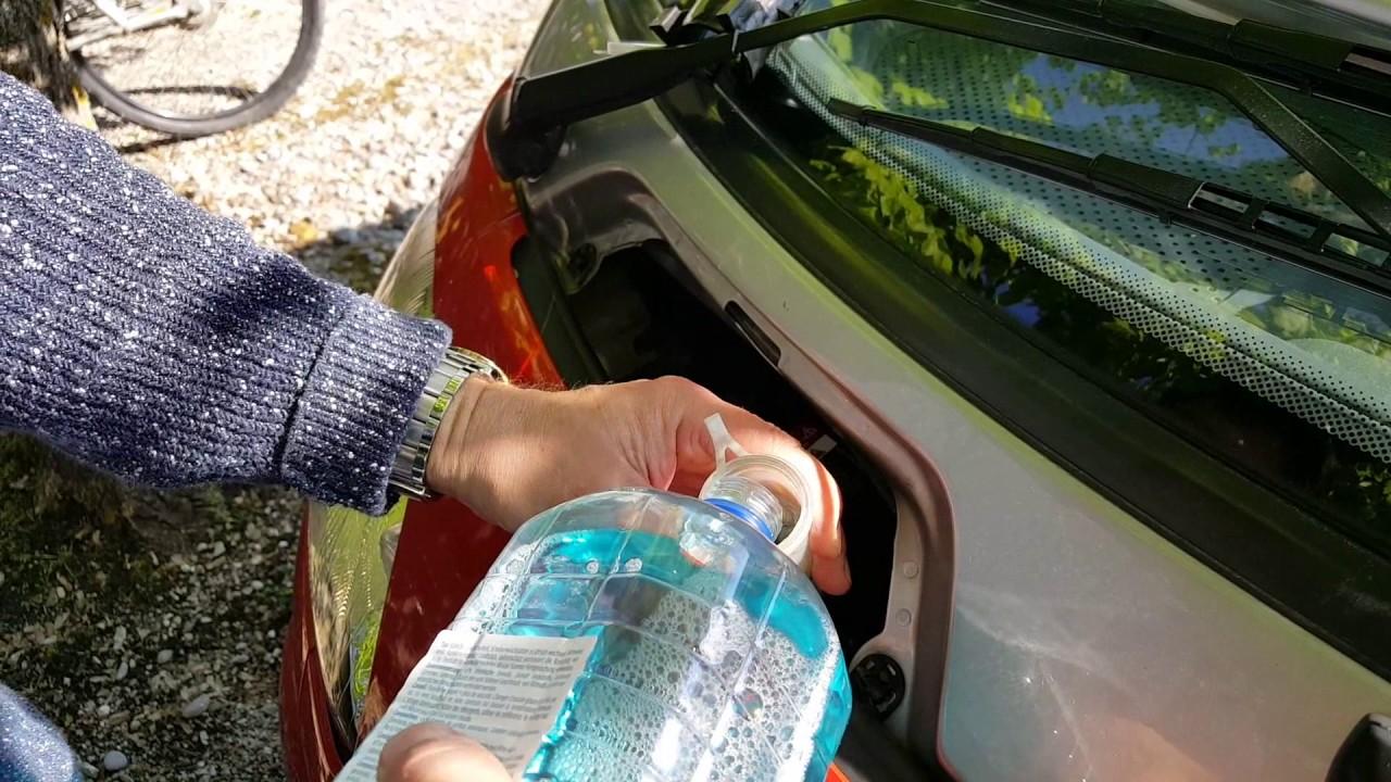 Deckel Wischwasserbehälter Smart 450