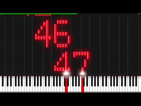Synthesia Countdown From 100 to 0