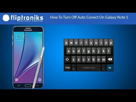 how to change predictive text on samsung