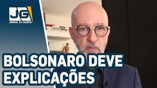 Josias de Souza/Bolsonaro deve explicações sobre Paulo Guedes