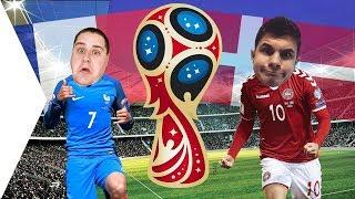 FRANCIAORSZÁG - DÁNIA | Világbajnokság 2018