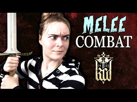 [MELEE COMBAT - How to Not Die Horribly.] Kingdom Come: Deliverance BETA