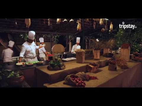 Restaurant Video - Under the Jamun Tree at Jehan Numa Retreat, Bhopal by Tripstay.in