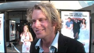 Eric Christian Olsen Interview - License to Wed