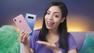 iPhone 8 vs Galaxy Note 8?