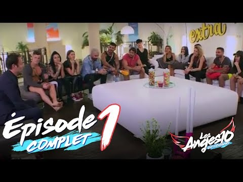 Les Anges 10 (Replay entier) - Episode 1 : L'aventure commence