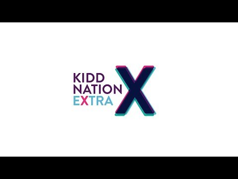 Kellie And Allen's Popcorn Fight | KiddNation Extra
