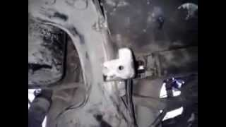 Як зняти стартер на Мазда 323F BG