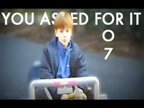 YOU ASKED FOR IT [2008] - James Bond Fan Film By Kids