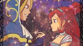 Винкс Блум и Скай-Давай со мной за звёздами.