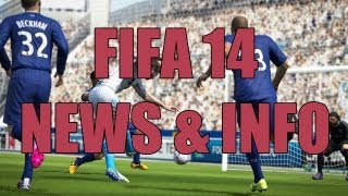 FIFA 14 New Gameplay Features (With Exclusive Screenshots)