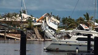 The Aftermath Of Tropical Cyclone Yasi - Cardwell