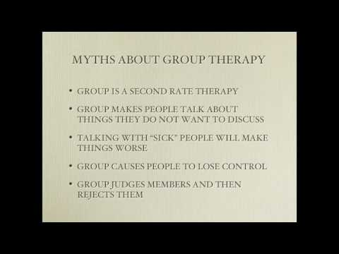 When is a Group Not a Group The Fundamentals of Group Therapy
