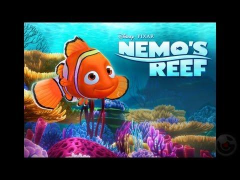 Nemo's Reef -  IPhone & IPad Gameplay
