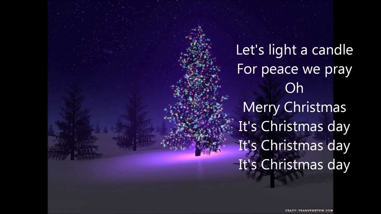 Mandisa - Christmas Day (Lyrics)