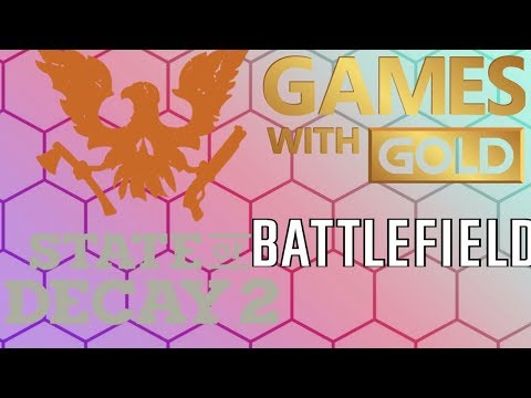 Gaming NEWS! | SOD2 | GAMES WITH GOLD | BATTLEFIELD 5